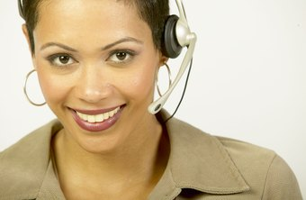 A customer care representative should be friendly and articulate.