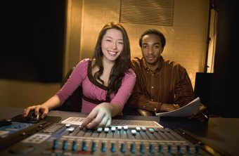 The U.S. government estimates 116,900 people worked in the sound engineering field in 2010.