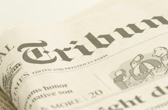 Traditional papers and online media can all contribute to your company's marketing efforts.