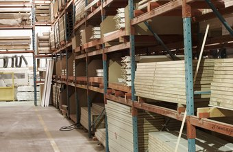 Wholesalers often maintain large warehouses from which they ship their goods.