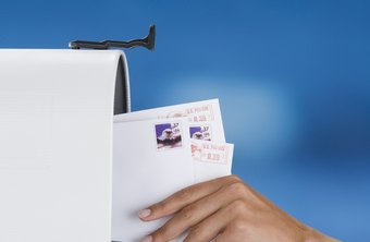Use proper postage to ensure your mail gets to Canada.