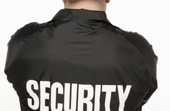 Security guards are expected to adhere to a code of ethics.