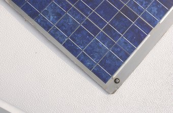 Solar panels convert sunlight into energy to power homes and businesses.