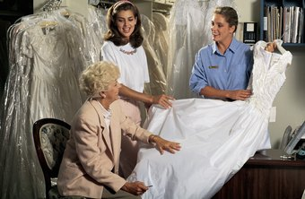 Wedding dress consultants need to have good communication skills.
