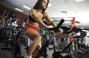 Cycling burns calories and tones your lower body.