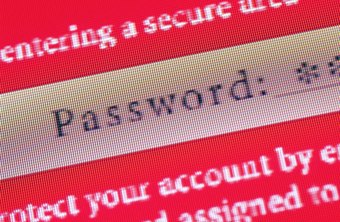 Changed passwords can be an indication your computer has been hacked.