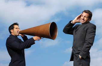 Shouting your marketing messages at potential customers often produces a negative result.