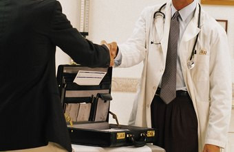 Sales reps work closely with physicians.