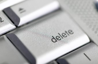 Stop using your computer immediately if you've accidentally deleted a file.