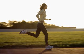 Running builds muscular endurance in your legs.