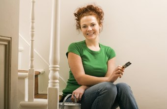 Become confident in your painting and decorating skills before opening your business.