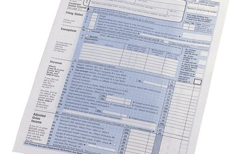Your tax form makes room for various deductions and write-offs to lower taxable income.