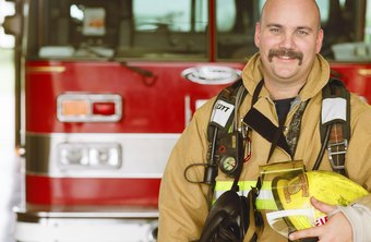 Both career and volunteer firefighters undergo firefighter training.