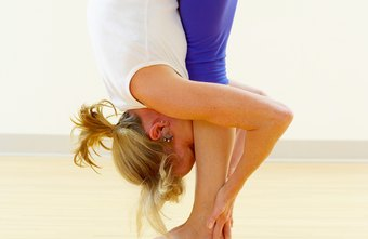 Yoga helps runners lengthen leg and hip muscles.