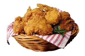 Offer different cuts of fried chicken that are specially cooked in spice or sauce.