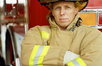 Firefighters are public sector employees involved in public safety.