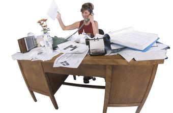 Busy small business owners are a good target market for independent bookkeepers.