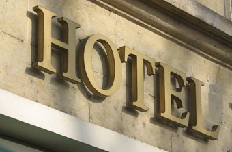 A hotel may have several managers, each in charge of a different operational sector.