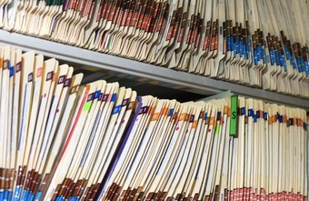 Medical records managers organize health information on paper and electronically.
