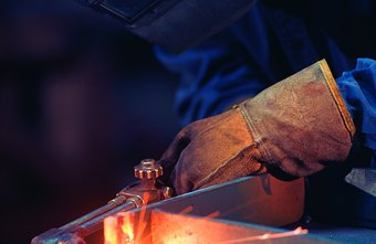 Welding requires less training then electrical work, but pays less on average.