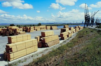 How long inventory stays on hand can determine profitability of a lumber company.