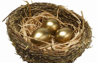 Compound interest can help your nest egg grow.