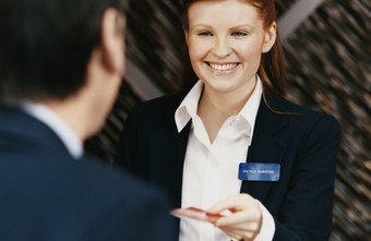An Amiable Atude Is Critical To Front Desk Clerk Success
