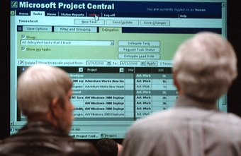 Outlook and Project work together for project management.