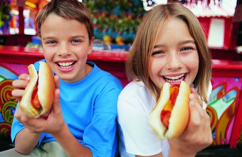 Hot dog vendors can earn six figures a year.