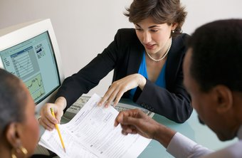 Auditors review financial record-keeping practices and reports.
