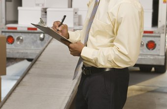 Cross-check shipments with purchase orders to ensure accuracy.