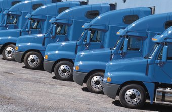Transportation supervisors often have a large fleet of vehicles to oversee.