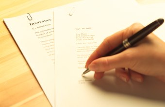 Formal documents should comply with professional standards.