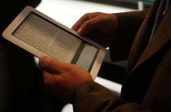 E-readers give users a whole new way to read.