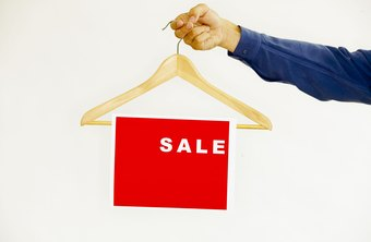 Retail sales are often used as a way to keep customers coming in the door to buy.