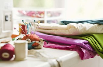 Streamlining your area of concentration will make earning money in the sewing business easier