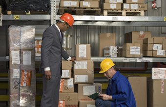 An inventory tracking system makes sure items don't linger in the warehouse too long.