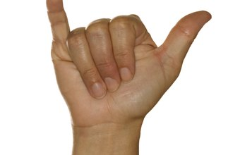 Learn sign language to help the deaf.
