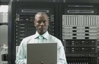 Network technicians manage and maintain network systems.