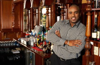 In busy establishments, bartenders need high energy to keep up with demanding customers.