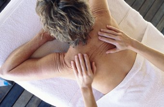 Elderly clients seek out certified geriatric massage therapists.