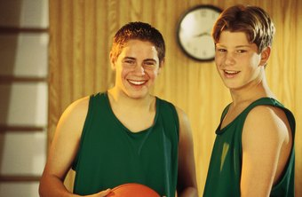 Teenage boys who play sports may get their workout in at practice.