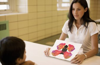 Behavioral specialists often specialize in working with children with developmental disorders.