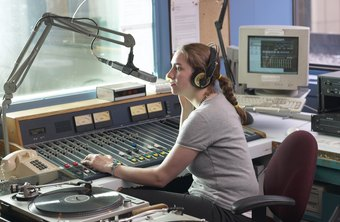 A career as a radio producer can be varied and rewarding.