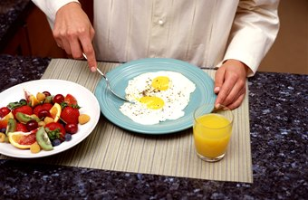Getting more of your calories at breakfast than at dinner may have health benefits.