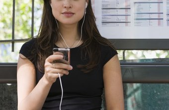 People often listen to podcasts while commuting or waiting for appointments.