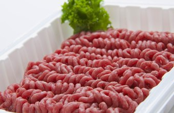 Choose lean ground beef when you're on a low-residue diet.