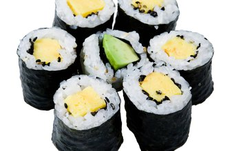 Sushi chefs may work in restaurants or grocery stores.