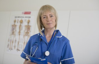 Nursing uniforms are available in a variety of styles and colors.