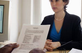 Questions based on candidates' resumes usually are fact or behavioral-based.